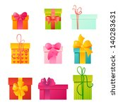 Vector Gifts Set