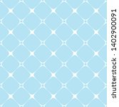 seamless pattern of rhombuses.... | Shutterstock .eps vector #1402900091