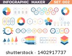 business infographics. data... | Shutterstock .eps vector #1402917737