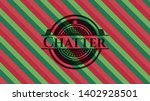 chatter christmas colors style... | Shutterstock .eps vector #1402928501