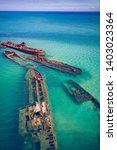 The Tangalooma Wrecks Used To...