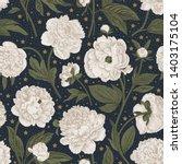 seamless pattern. classic... | Shutterstock .eps vector #1403175104