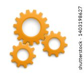 set service icons image of...   Shutterstock .eps vector #1403198627