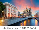 St. Petersburg   Church Of The...