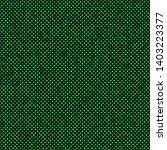 green seamless pentagram star... | Shutterstock .eps vector #1403223377