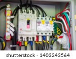 abstract blurred   defocused of ... | Shutterstock . vector #1403243564