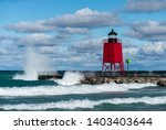Charlevoix South Pier...