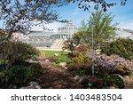 copenhagen  denmark   april 26...   Shutterstock . vector #1403483504
