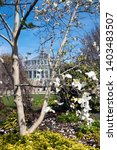 copenhagen  denmark   april 26...   Shutterstock . vector #1403483507
