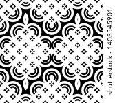 design seamless monochrome... | Shutterstock .eps vector #1403545901