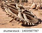 st catherine village hotel wadi ... | Shutterstock . vector #1403587787
