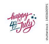 4th of july  united states... | Shutterstock .eps vector #1403600591