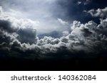impressive cloud | Shutterstock . vector #140362084