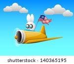 4th july  american...   Shutterstock .eps vector #140365195