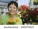 portrait of a smiling middle... | Shutterstock . vector #140370427