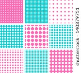 Seamless Polka Dot Pattern In...