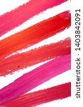 Lipstick Geometric Abstract...