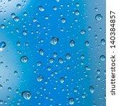 background of water drops | Shutterstock . vector #140384857