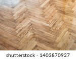 image of parquet isolated.... | Shutterstock . vector #1403870927