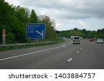 county durham  england  britain ... | Shutterstock . vector #1403884757