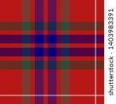 tartan plaid. scottish pattern... | Shutterstock .eps vector #1403983391