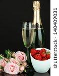 romantic still life with...   Shutterstock . vector #140409031