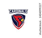 Cardinal Bird  Red Color Head...