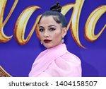 naomi scott at the los angeles...   Shutterstock . vector #1404158507