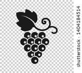 grape fruits sign icon in... | Shutterstock .eps vector #1404184514