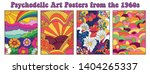 Psychedelic Art Posters  Cover...