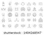 business people  vector icons....   Shutterstock .eps vector #1404268547