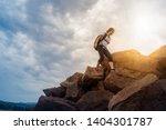 adventure to overcome the...   Shutterstock . vector #1404301787