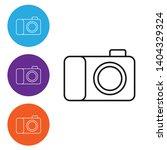 liner illustration in four...   Shutterstock .eps vector #1404329324