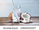 Coconut Water In The...