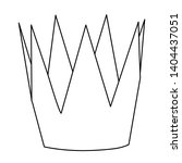 white background  crown  icon ... | Shutterstock .eps vector #1404437051