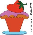 A Little Strawberry Cupcake...