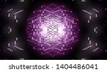 abstract purple led lights... | Shutterstock . vector #1404486041