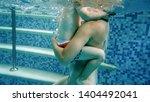 underwater image of young... | Shutterstock . vector #1404492041