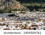 ubrique  cadiz. spain. white...   Shutterstock . vector #1404504761