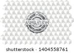aspiration grey emblem with... | Shutterstock .eps vector #1404558761
