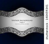 vintage background  antique ... | Shutterstock .eps vector #140459341