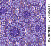 seamless oriental ornamental...   Shutterstock .eps vector #1404653864