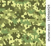 Military Camouflage   Seamless...