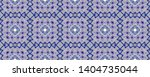 tibetan fabric. repeat tie dye... | Shutterstock . vector #1404735044