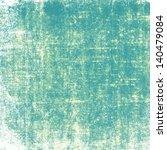 grunge blue background with... | Shutterstock . vector #140479084
