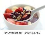 acai bowl | Shutterstock . vector #140483767