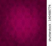 Seamless Dark Pink Background...