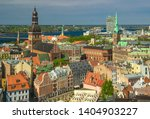 riga  latvia   april 30  2019 ... | Shutterstock . vector #1404903227