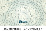 the stylized height of the... | Shutterstock .eps vector #1404953567