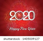 Happy New Year 2020 With...